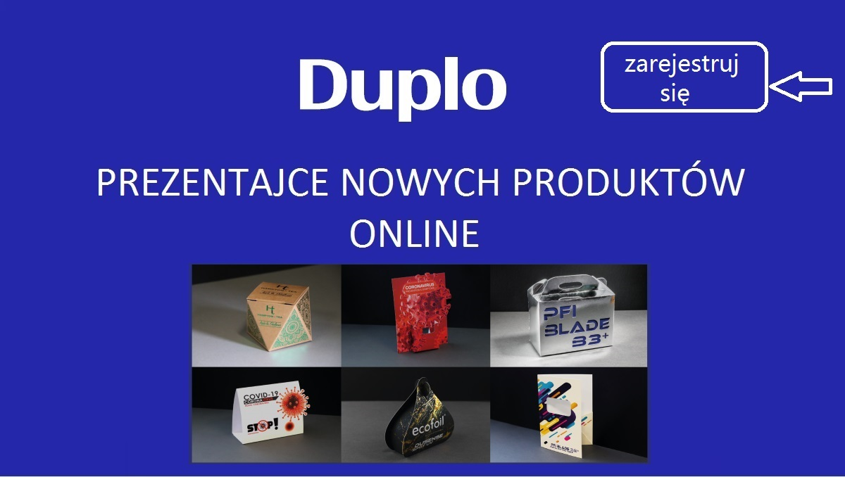 Prezentacje produktów Duplo online